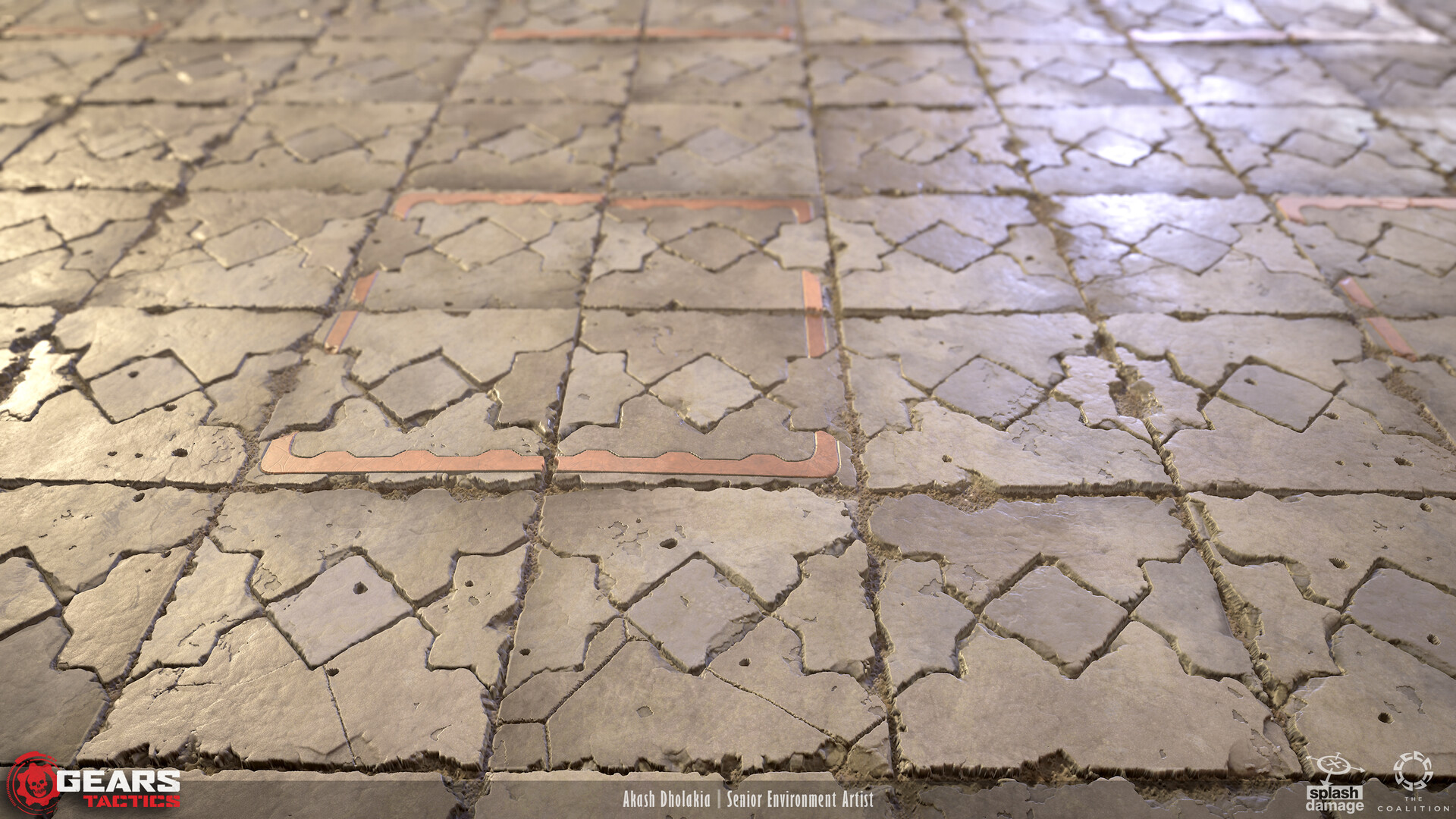 Vasgar Floor Tiles