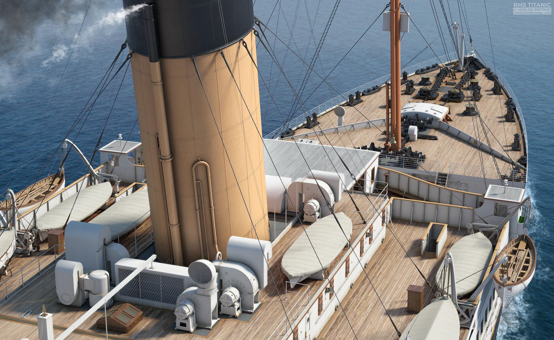 Montage Titanic Trumpeter 1/200 - Page 10 Vasilije-ristovic-titanic-render-9-by-waskogm