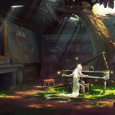 Tato herrera pianist postapocaliptic