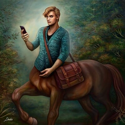 Dimitris karakousis centaur anderson