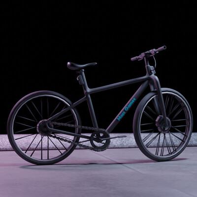 Kai dennis bike2