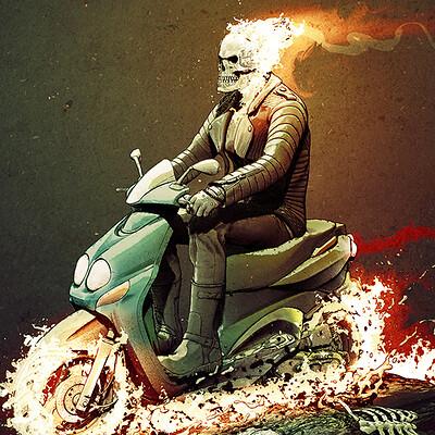 Bjorn barends ghost rider 031klein