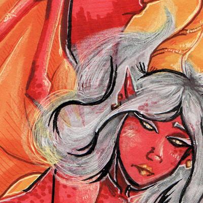 Detonya kan red girl revolution