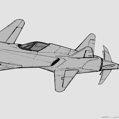 Benjamin last propfighter v001 blast