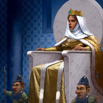 Florian escuer queen