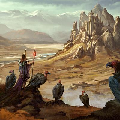 Zsolt kosa return of the vulture queen final