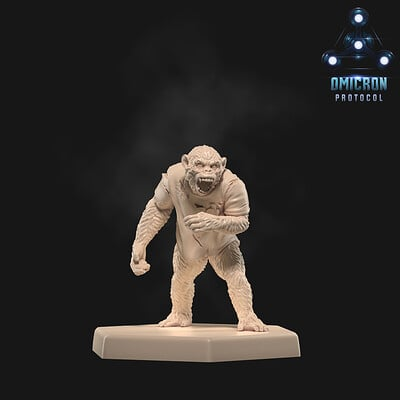 Andrew martin moneky output