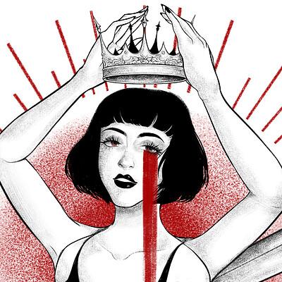 Mauricio cardona queen of spades