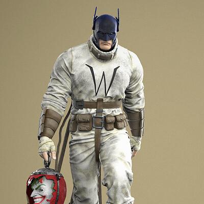 Alterton bizarre batman last knight01