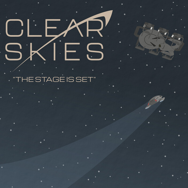 Clear Skies Posters