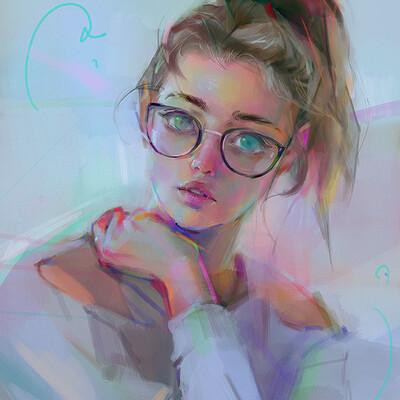 Yanjun cheng glassgirl