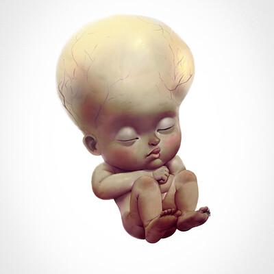 Florian escuer foetus4