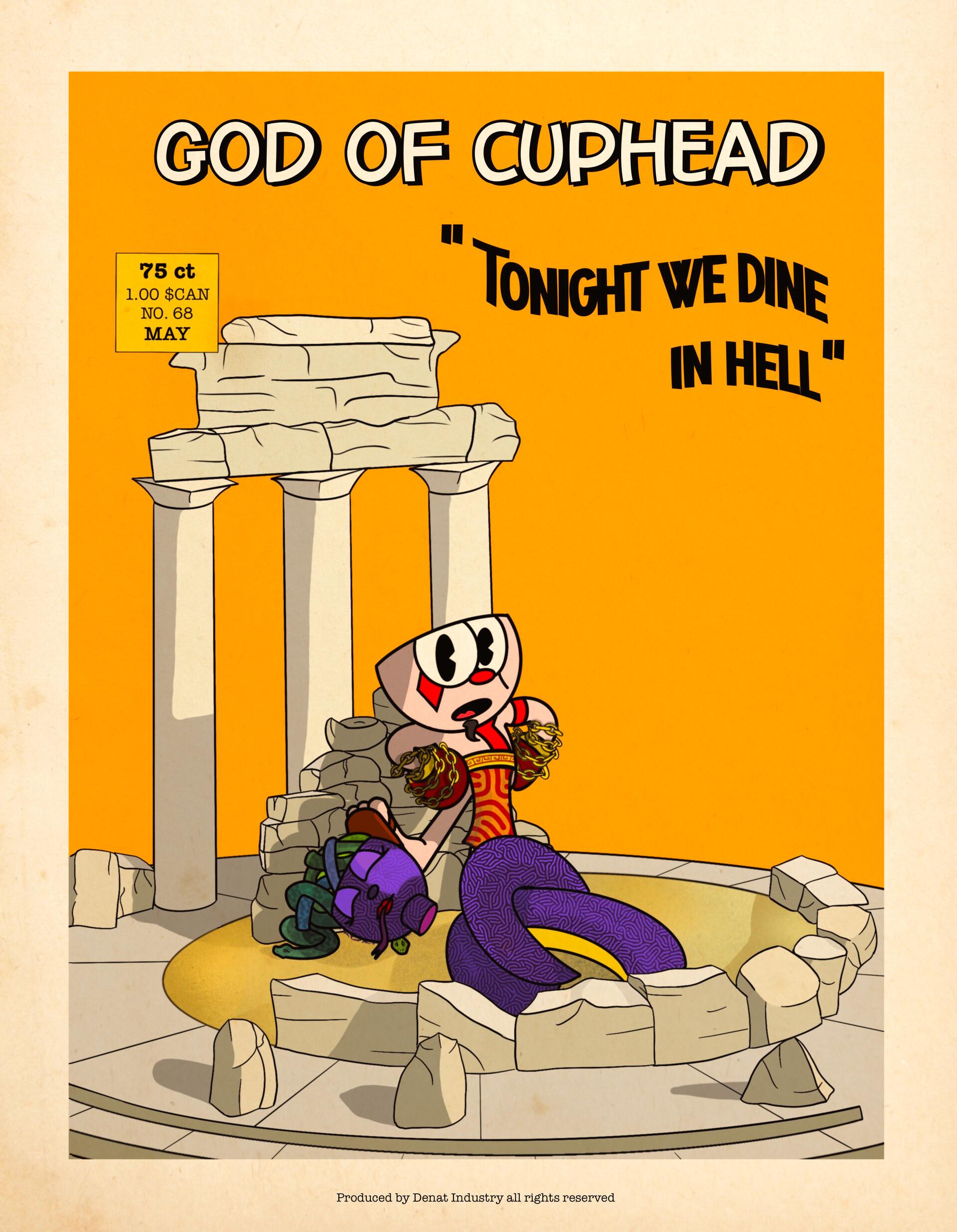 God of Cuphead