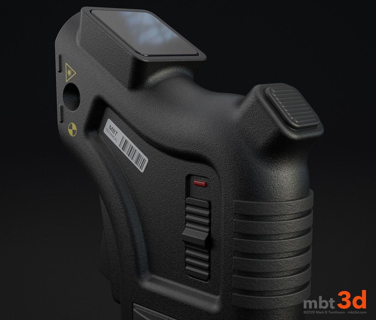 Hand Scanner: