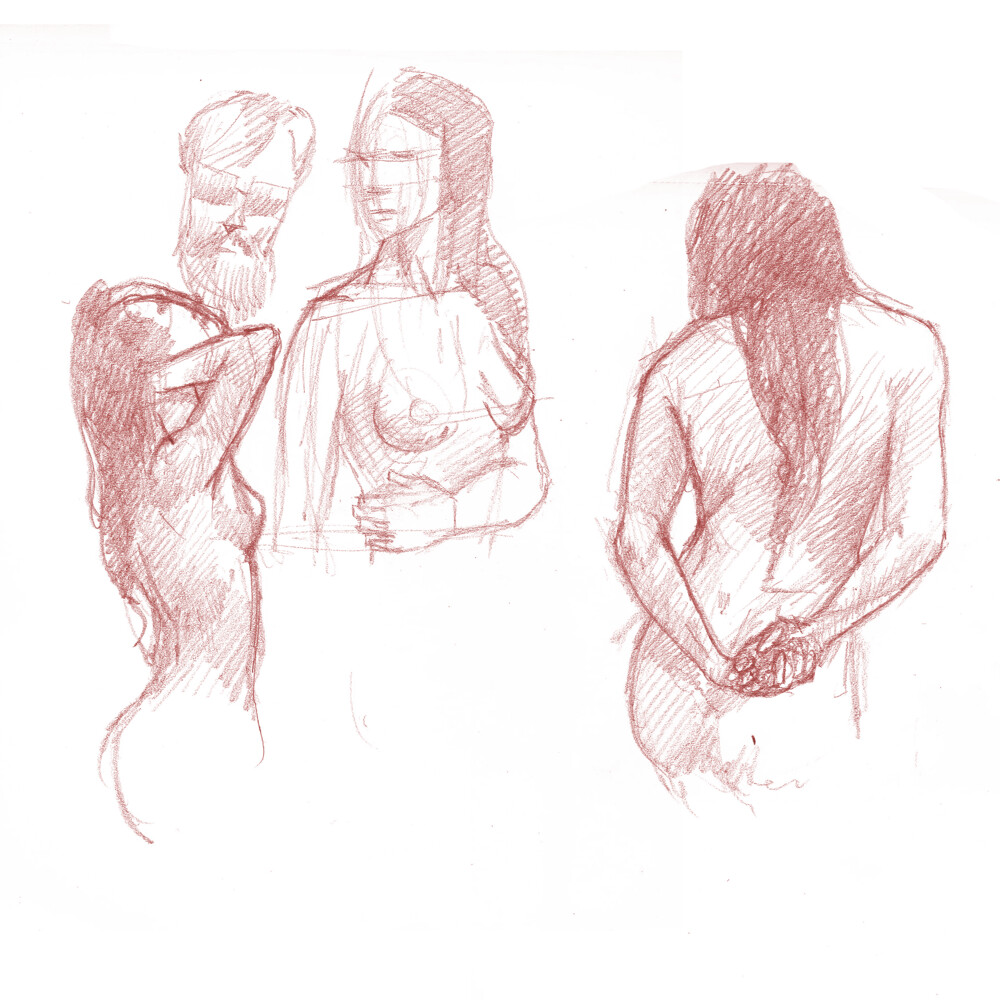 5 minutes sketch