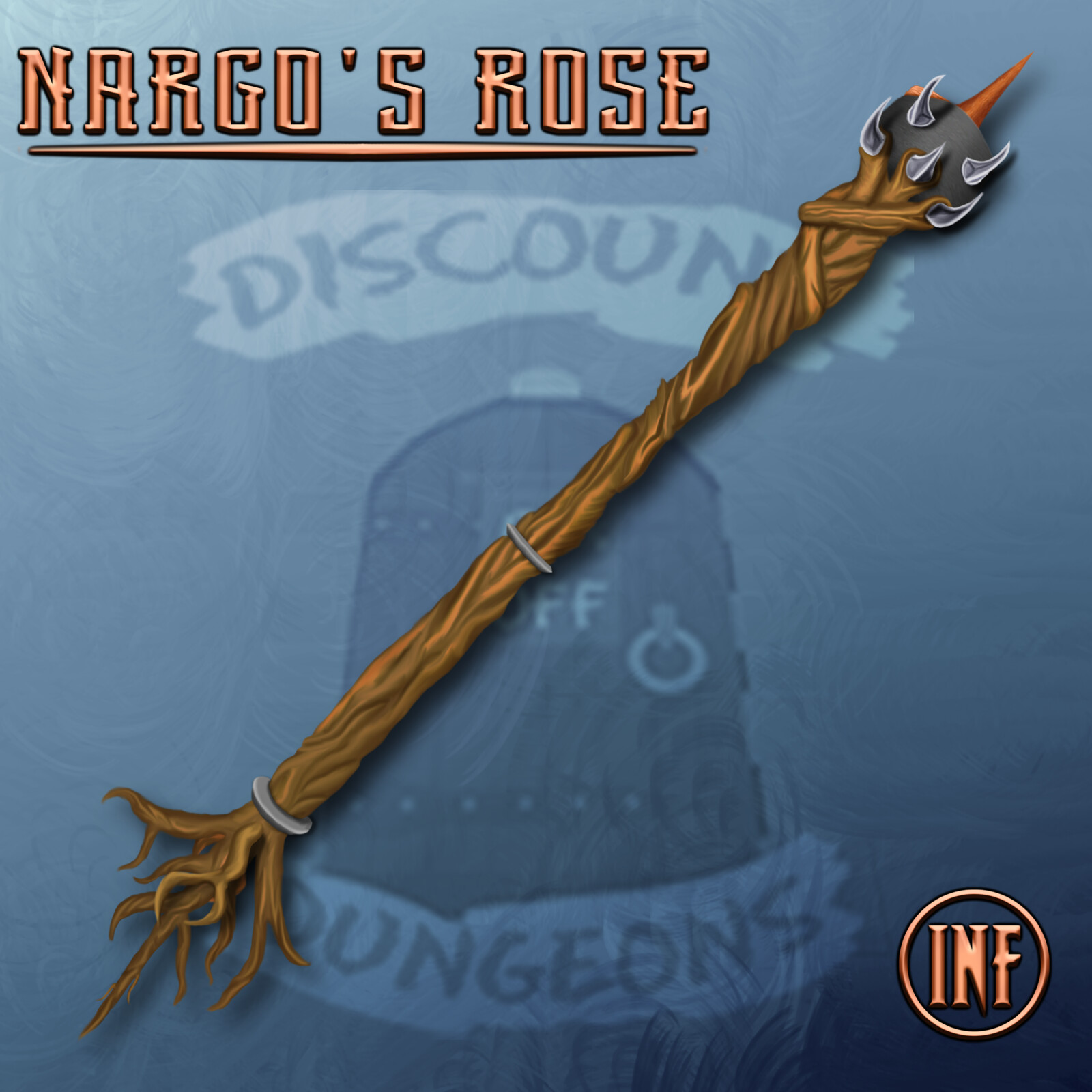 Nargo's Rose - Morning Star