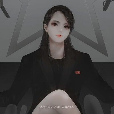 Aoi ogata 009o