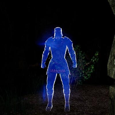 Javier perianes ghost