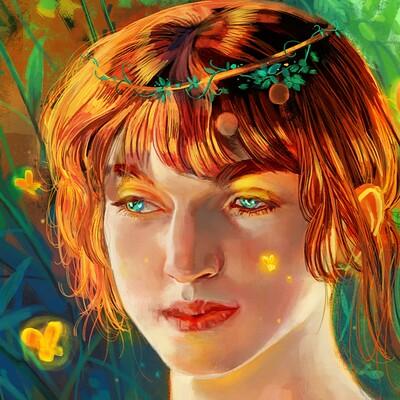 Arya art arya art great woman 3