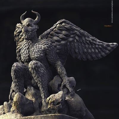 Surajit sen birdman2 0 digital sculpture surajitsen may2020aa