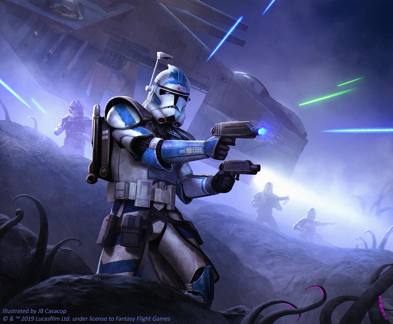 ARC Trooper Fives