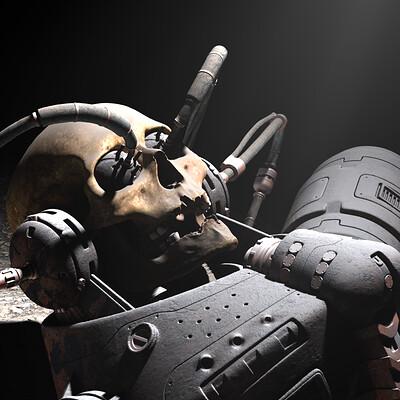 Guilhem bedos fallen warrior final 1080x1440