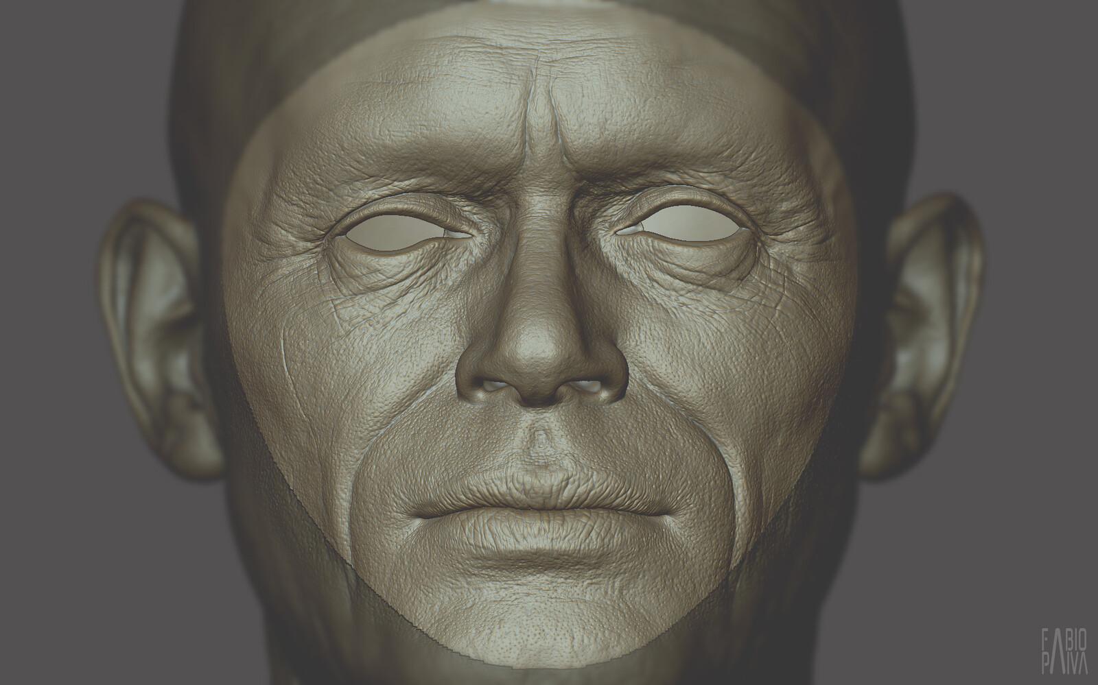 HD Geo sculpting