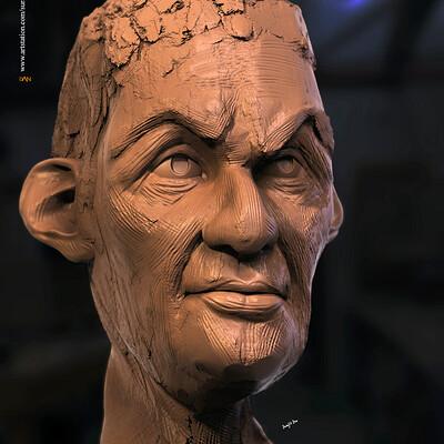 Surajit sen dan digital sculpture surajitsen may2020a