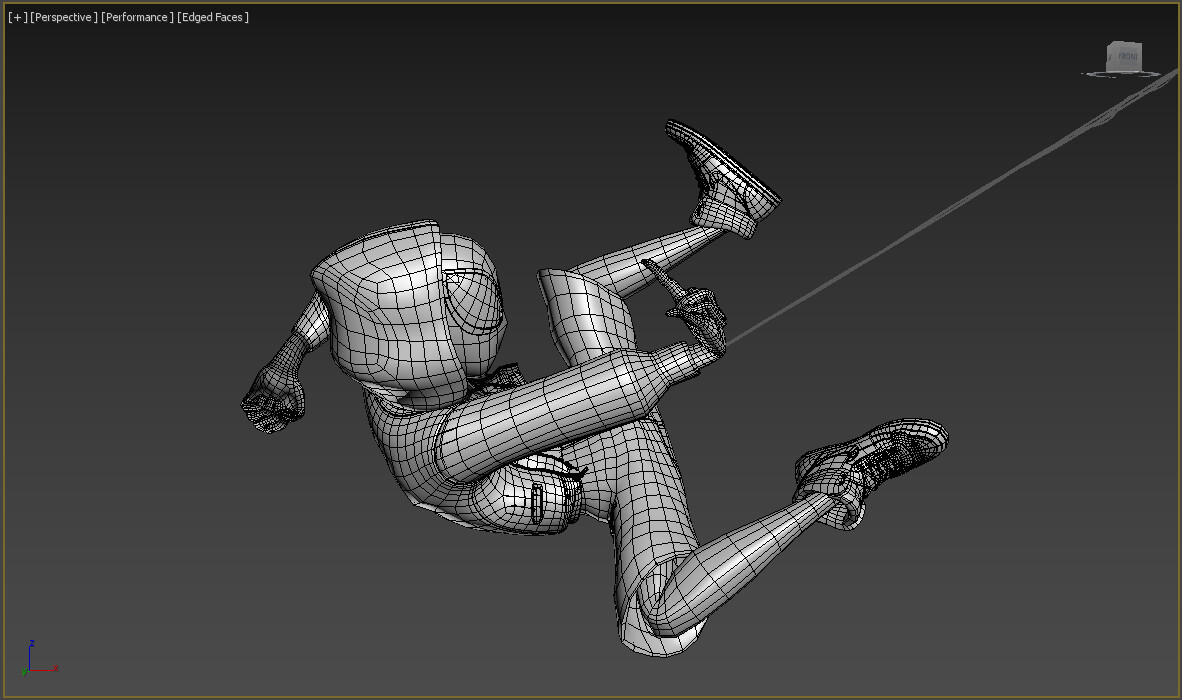 Miles Wireframe
