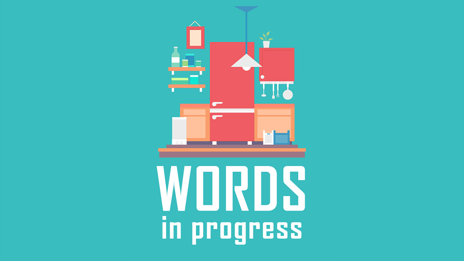 Words In Progress - Mobile Game