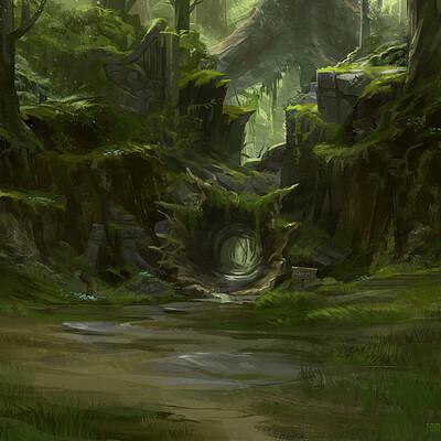 Tom garden kakori forest entrancesmall