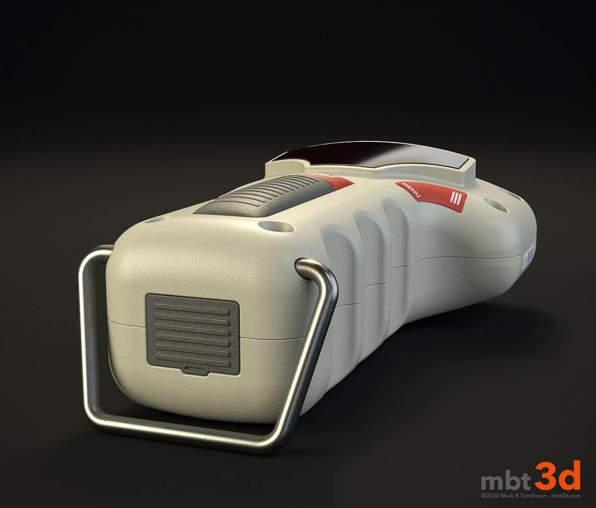T-Scanner: