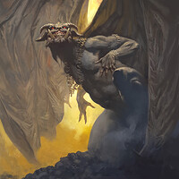 Artstation Mtg Demonic Embrace Sidharth Chaturvedi