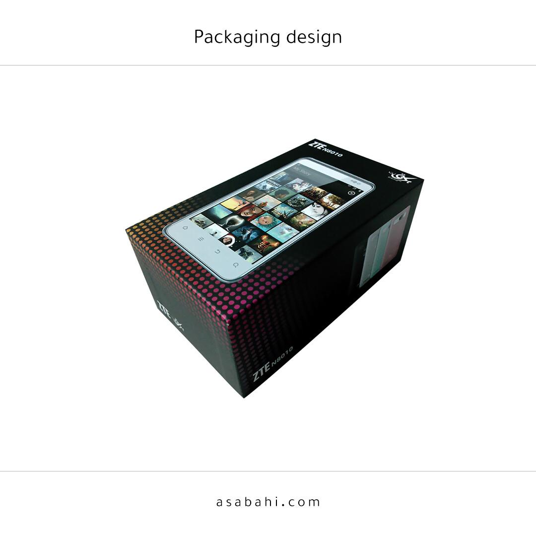 Mobile box design