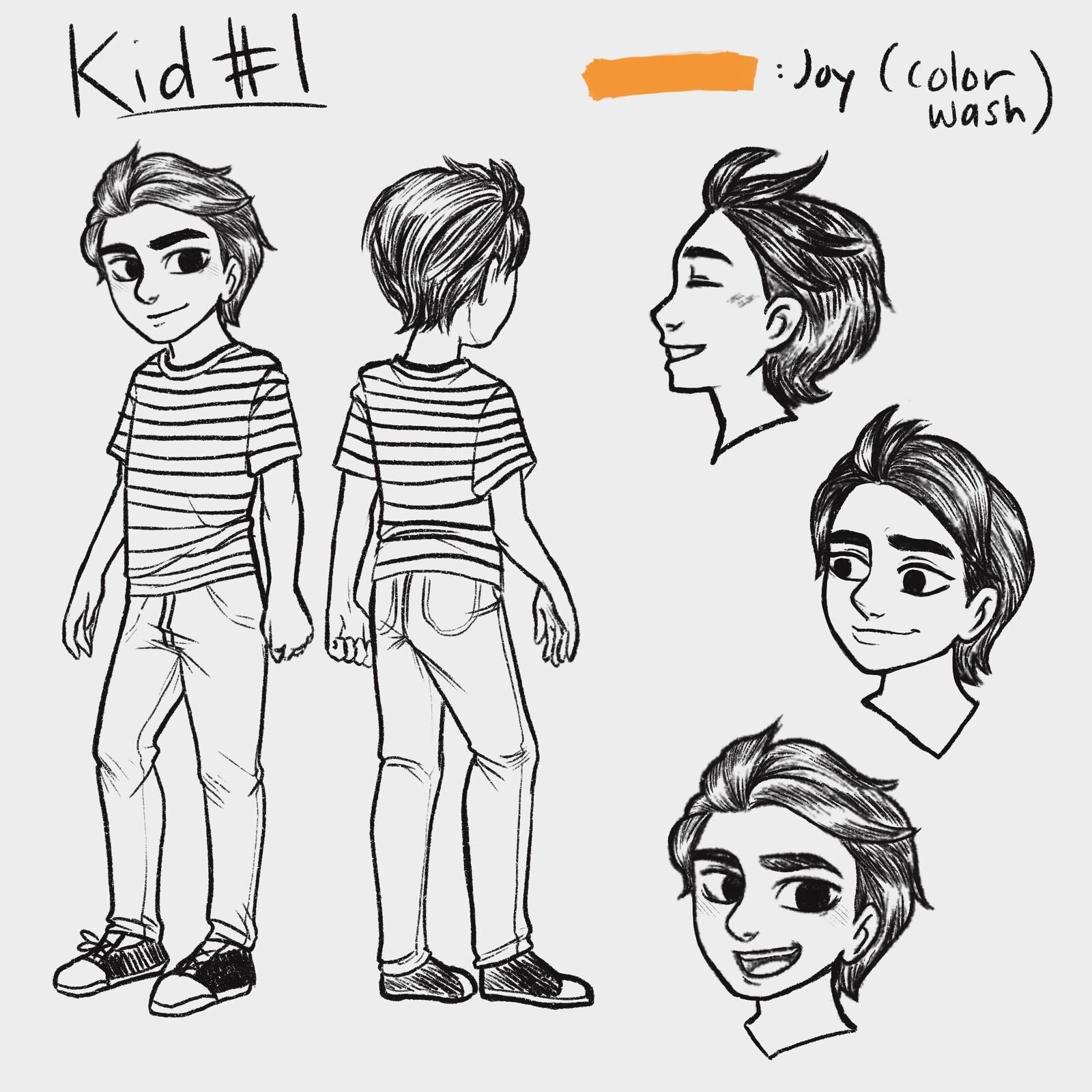 Character Sheet 2/3.