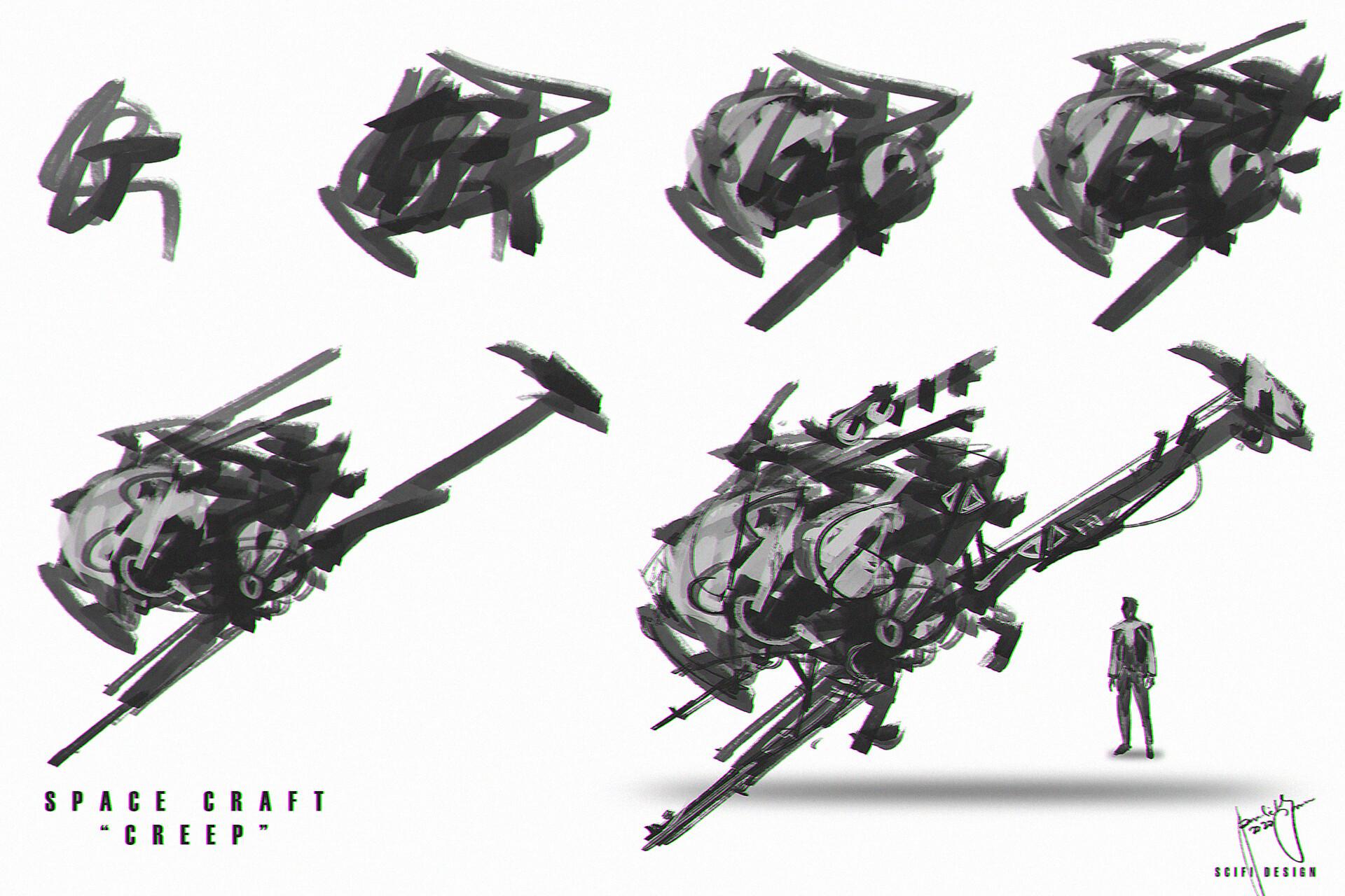Space Craft Creep