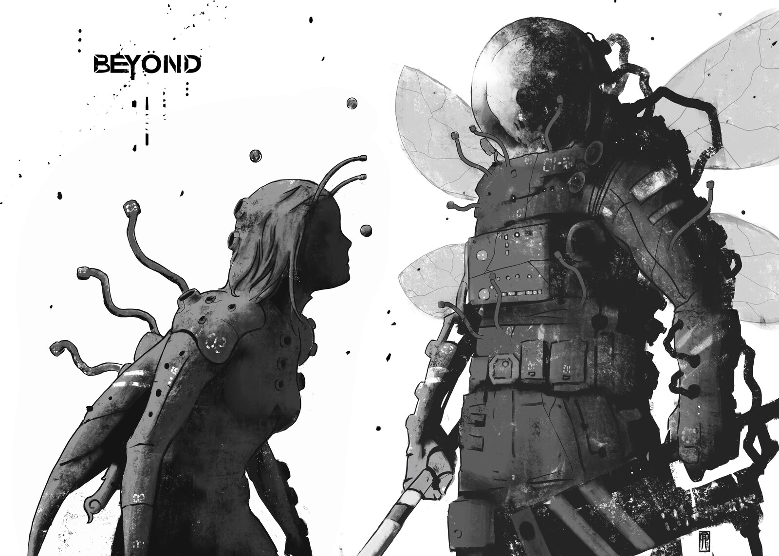 Crossing the Great Beyond//01