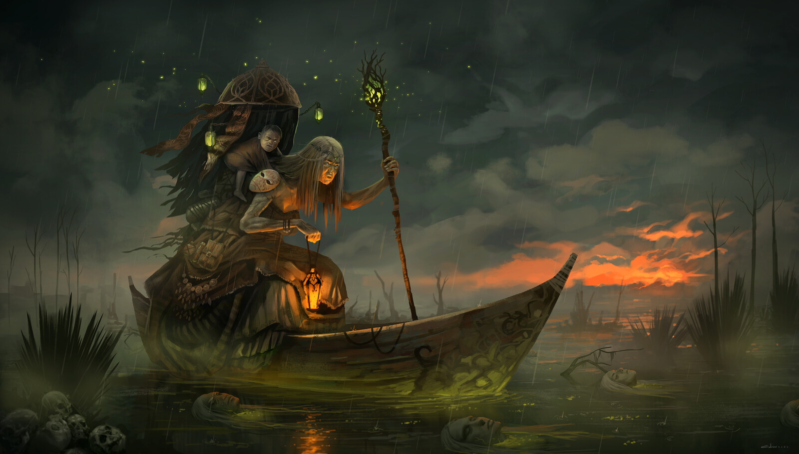 Amariel - the 6th wizard