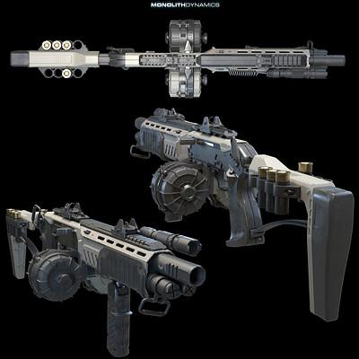 Ian llanas tacticalshotgunwip