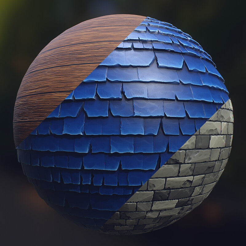IGG Castle Substance Materials