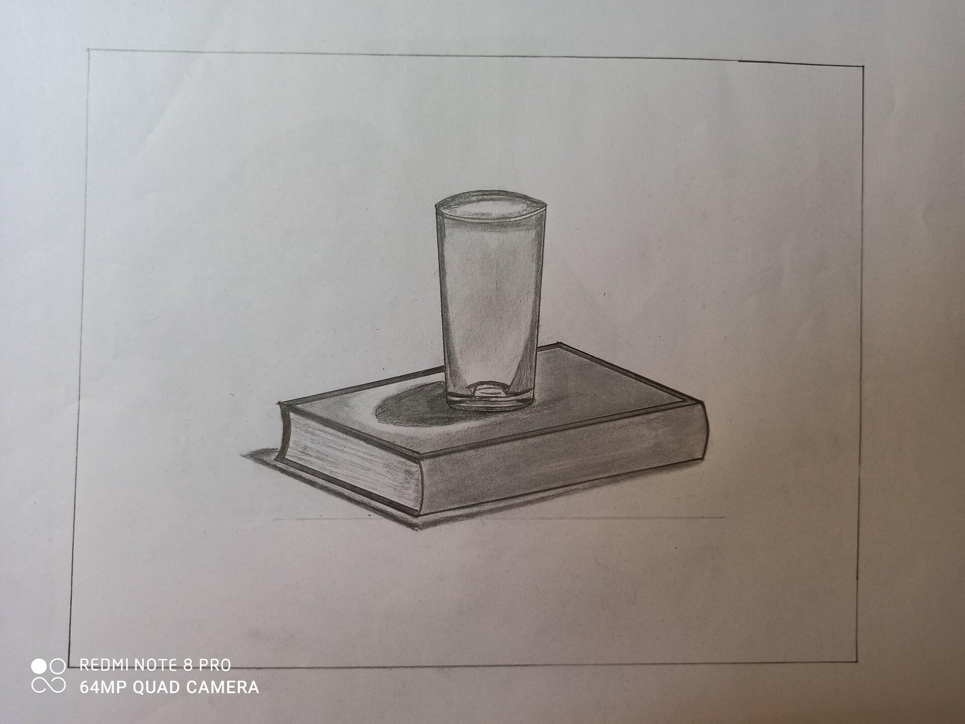 Artstation Shading Drawing Kathan Modi