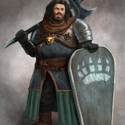 Tadas sidlauskas witcher universe character small