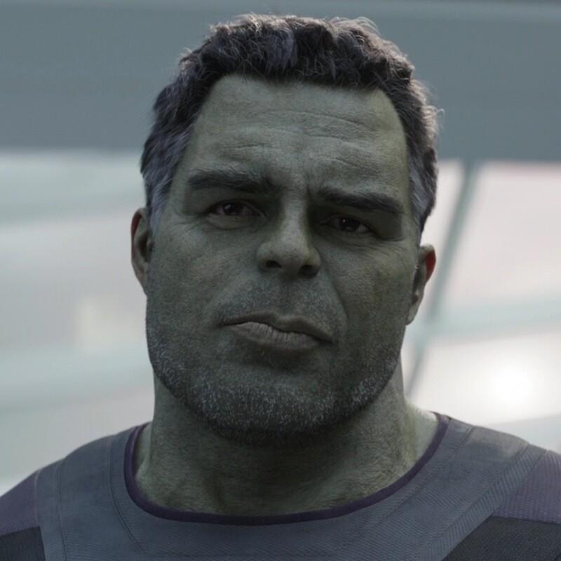 Avengers Endgame - Smarthulk