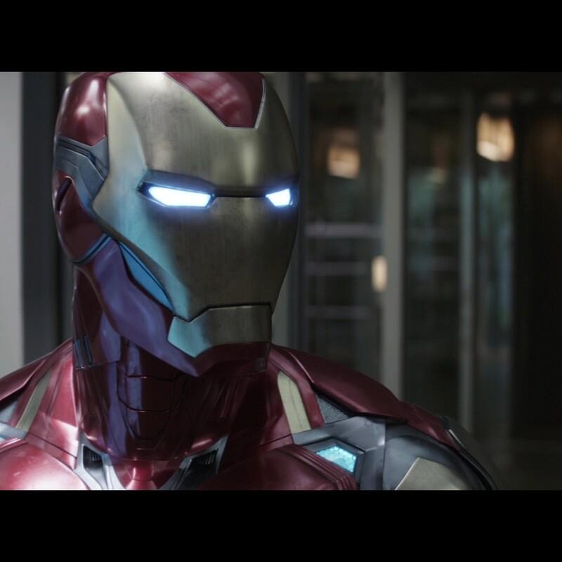 Ironman Mark 85 Avengers Endgame
