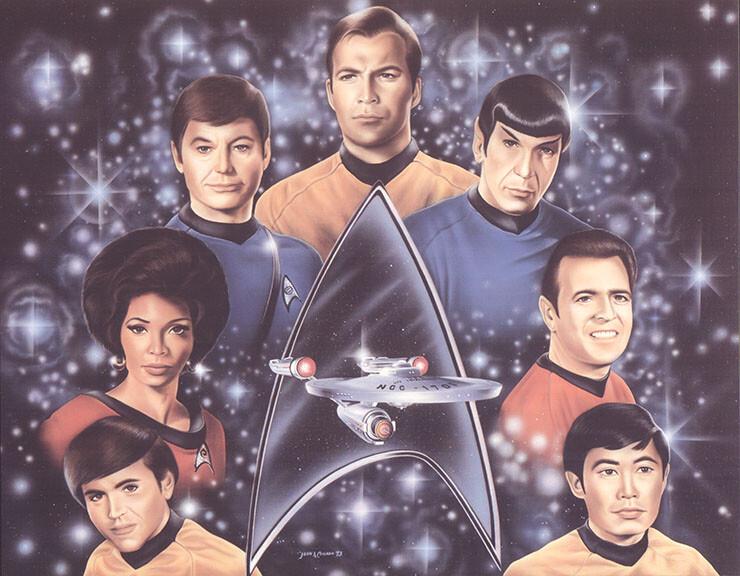Classic Star Trek