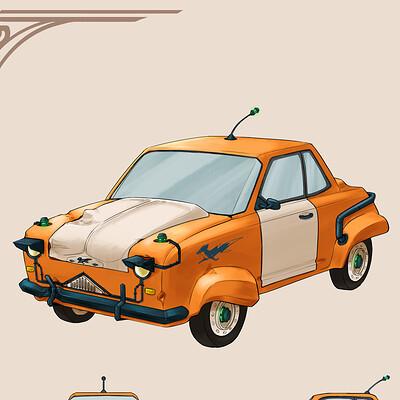 Bernice wang sinclair car 2020