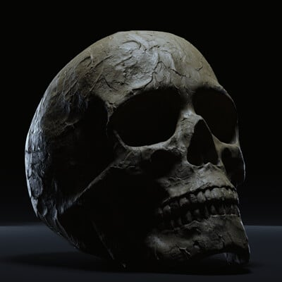 Erik nardai skull p1
