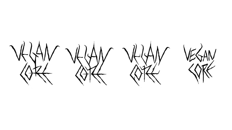Vegancore - logo
