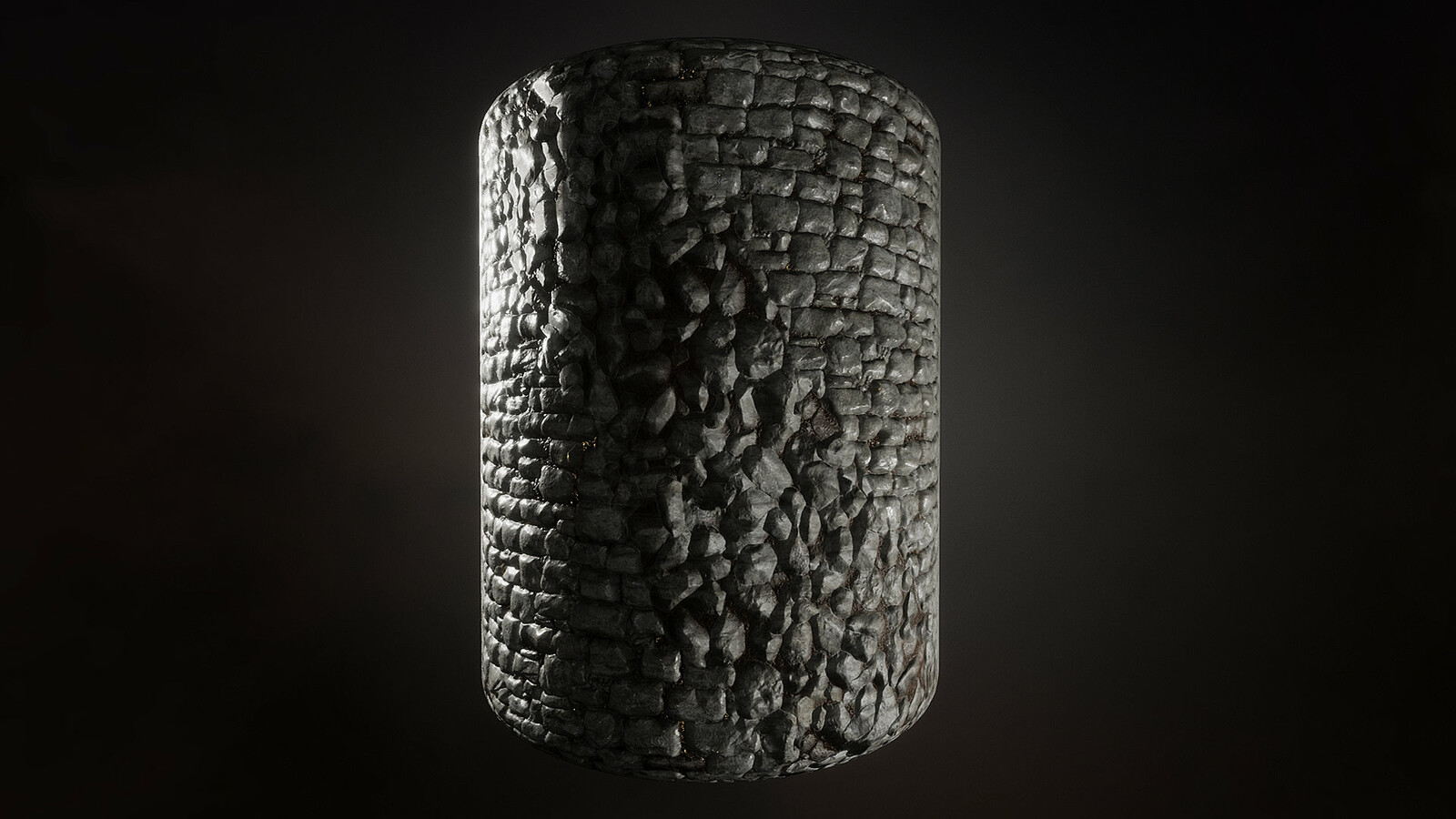 Fortification Material with Occlusion Mapping and Vertex Painting. Most of the materials in the game use this shader. Walls of buildings use vertex painting with different textures like stone or brick to mix with medieval plaster.