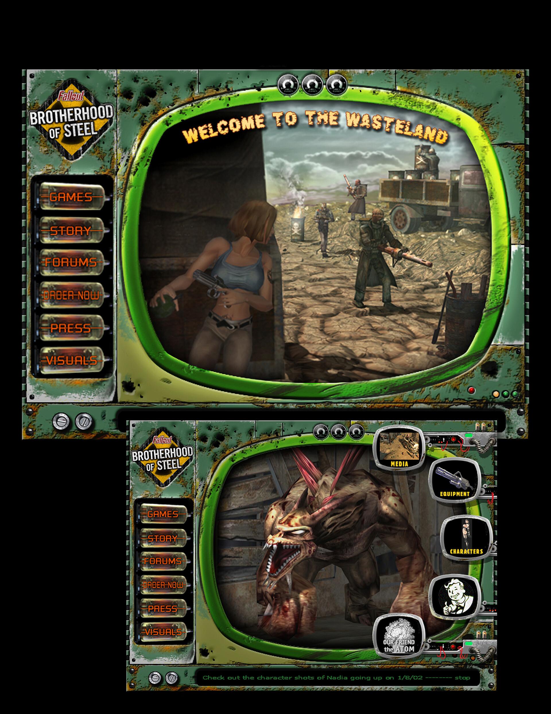 Fallout BOS.com